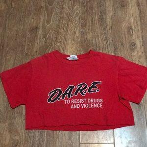D.A.R.E Red T-Shirt